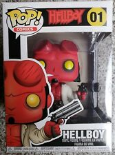 Funko POP! Comics Hellboy Vinyl Figure #01