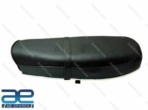 For Yamaha RD350 Double Seat Faux Leather Cover & Hard Foam Base ECs