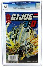 G.I.JOE 1987 BLACKTHORNE 3D #26 CGC 9.4