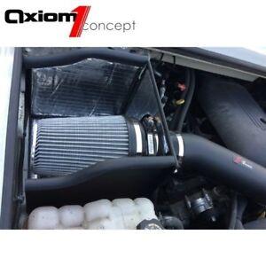 AF DYNAMIC COLD AIR INTAKE KIT FOR Hummer H2 03-07 6.0 6.0L V8 w/ Heat Shield