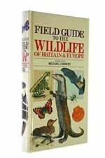 Field Guide to the Wildlife of Britain and Europe, Chinery, Michael, Very Good,