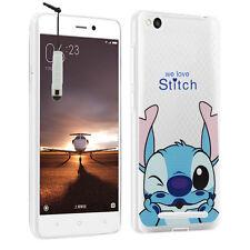 Hülle Case Silikon TPU Stitch Ultrafein für Xiaomi Redmi 3 + Stylus