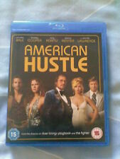 AMERICAN HUSTLE - Christian Bale (BLU RAY)