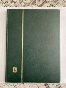 Stanley Gibbons stock book - 8 double side pages