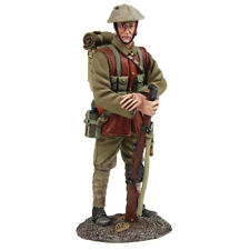 W Britain - World War I British Infantry Standing Resting 1916-18 50067C WWI