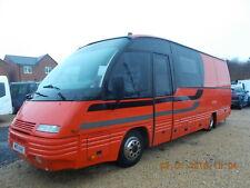 2000 Iveco Indcar Maxim Motorhome Camper Van Brand New Conversion Fixed Bed