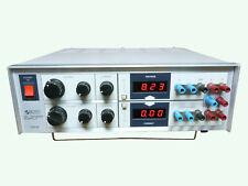 SOAR DC POWER SUPPLY MODEL 7202