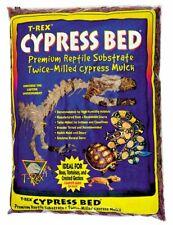 T-Rex Reptile Terrarium Substrate - Cypress Bed 8qt bag