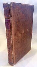 1825 Observations on the Nature & Cure of Dropsies, John Blackall, Philadelphia