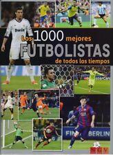 1000 MEJORES FUTBOLISTAS DE TODOS LOS TIEMPOS - The 1000 Best Footballers - Book