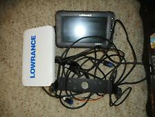 Lowrance HDS 9 Gen 2 Touch Fish-finder Graph - Transducer, Power, GPS, Bracket