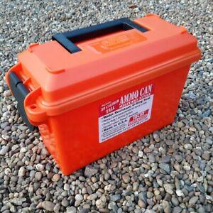 MTM CASE-GARD ORIGINAL AMMO BOX AC35 - FIELD BOX/STORAGE BOX/TOOL BOX ORANGE