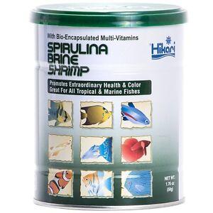 Freeze Dried Spirulina Brine Shrimp Free Shipping