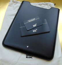 MONTBLANC 109328 TABLET PC COMPUTER IPAD 2 / 3 / 4 HÜLLE BLACK NEW NP 300 € BOX
