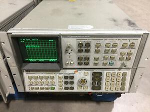 HP 8566B Spectrum Analyzer 100Hz-2.5GHz/2-22GHz with Display Module    # 1