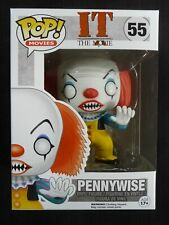 Stephen King - Pop! - It Pennywise Clown n°55 BOITE ABIMEE - Funko