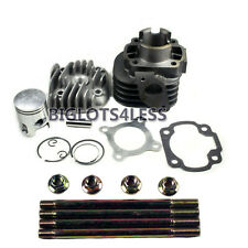 70CC YAMAHA JOG ZUMA VINO 50 SCOOTER BBK BIG BORE KIT HEAD CYLINDER PISTON NEW