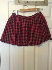 Topshop Checked Skirts for Women