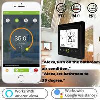 wasser - / elektromotor temperatur - controller wifi thermostat touch screen.