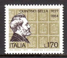 Italy - 1977 Quintino Sella - Mi. 1591 MNH