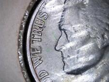 1960 Jefferson Nickel Errors - Double Profile, Date, Dome Rev., Lettering
