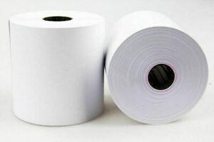 "feet Thermal Receipt Paper POS Cash-Register 50 Rolls 3 1/8"" x 230'"
