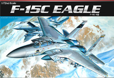 Academy #12476 1/72 F-15C EAGLE Plastic Model Kit FA079/12476A NIB