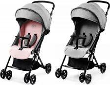 BABY STROLLER KIDS BUGGY PUSHCHAIR KINDERKRAFT LITE UP FOLDABLE LIGHTWEIGHT