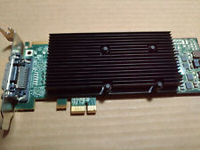 Matrox M9120 Plus LP 512MB PCI-E x1 Low Profile Quad Monitors Graphics Card