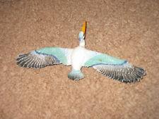 Jouet oiseau ailes Out Flying PELICAN Play Figure idéal mobile oiseau amant Gâteau Topp