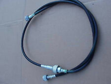 """5/8"""" nut x 5/8"""" nut  .104"""" square insert SPEEDOMETER CABLE 54"""" 74"""" 95"""" CHOICE"""