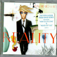 Reality by David Bowie (CD, Sep-2003, Columbia (USA)
