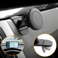 Magnetic Car Vehicle Holder Mobile Phone GPS Stand 360° Bracket Dashboard Mount