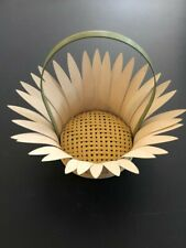 Longaberger 2007 Collector'S Club Loves Me Loves Me Not Daisy Basket-New