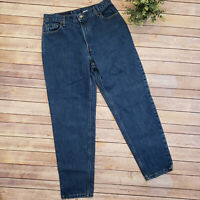 Levi's Vintage 550 High Rise Tapered Leg Relaxed Womens Mom Jeans Size 14 USA
