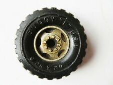 """Replacement wheel for Buddy L   truck 2"""" by 1/2"""""""