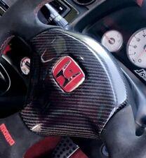 CIVIC EP3 DC5 Carbon Fibre Steering Wheel cover 2002-05 Interior