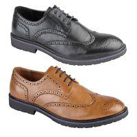 Men/'s Richelieu à Chaussures en Cuir Synthétique Smart Bureau Form Design Italien Taille de chaussure