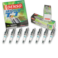 8 pc Denso Iridium TT Spark Plugs for Dodge Dakota 5.9L 5.2L 4.7L V8 oz