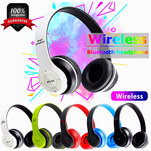 Audifonos inalambricos Bluetooth 5.0 Plegables Para For iPhone Samsung Android
