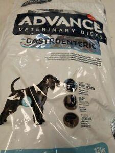 ADVANCE Gastro Enteric Trockenfutter Hund, 1-er Pack (1 x 12 kg) Mhd 9/21