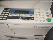 Olivetti D-Copia 250MF Laserdrucker Multifunktionsgerät A4 und A3