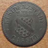 Germany Notgeld (Token) Cassel 10 pfennig 1917
