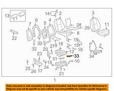 GM OEM Heated Seat-Control Module 15232555
