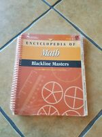 Learning Resources Encyclopedia of Math Blackline Masters - NEW/SEALED
