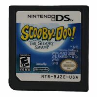 Scooby-Doo and the Spooky Swamp (Nintendo DS, 2010) Authentic Tested Works