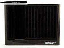Used Pelikan Pen Tray for 10+2 Pens in Black