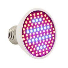 10 Watt Led Pflanzenlicht Pflanzen Wuchs Grow 106 LEDs E27 Plant Growlight 10W
