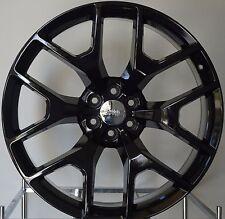 "22"" Chevy GMC CK158 Rims Tahoe Suburban Yukon Sierra Silverado Denali LTZ Wheels"