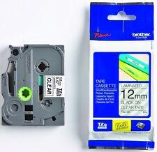 Beschriftungsband orig Brother P-touch TZe-131 TZ131 sw/klar 12mm 8m 1010, H105